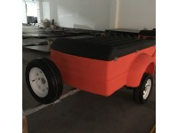 snowaves travel trailer(SWT-01)
